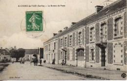 72 St-COSME-de-VAIR  Le Bureau De Poste - France