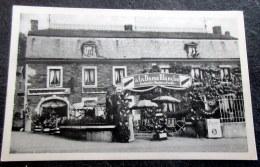 """CPA - COMBLAIN Au PONT - Restaurant -  Pension De Famille """"A La Dame Blanche"""" - Comblain-au-Pont"""