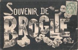 -27- Souvenir De Broglie TB - Other Municipalities