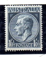 T237 - AUSTRALIA 1951 ,   Yvert  N. 188  ***  MNH - Mint Stamps