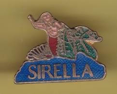 50100- Pin's.Sirella La Petite Sirene . - Comics
