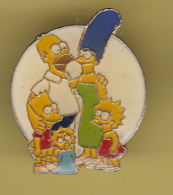 50102- Pin's.les Simpsons.television.cinema.. - Comics