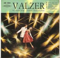 "Orchestra Wiener Wolksoper  Valzer  NM/NM 7"" - Classica"