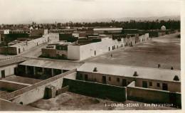 Algérie - Militaria - Camps - Militaires - Bechar - Colomb Béchar - Vue Panoramique - Bon état - Bechar (Colomb Béchar)