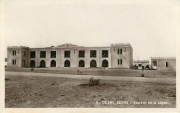 Algérie - Militaria - Camps - Militaires - Légion étrangère - Bechar - Colomb Béchar - Quartier De La Légion - état - Bechar (Colomb Béchar)