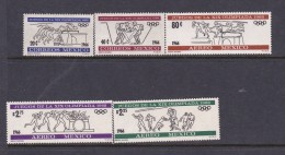 1968 Mexico 1966 PreOlympic Games MNH - Summer 1968: Mexico City