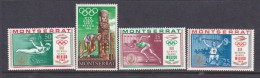1968 Mexico Montserrat Olympic Games MNH - Summer 1968: Mexico City