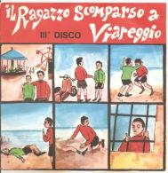 """Franco Trincale  Il Ragazzo Scomparso A Viareggio  III° Disco  1969 NM/NM 7"""" - Country & Folk"""