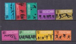 1968 Mexico, Mexico 1967-68 PreOlympic Games MNH - Summer 1968: Mexico City