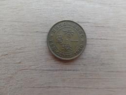 Hong Kong  10  Cents  1950  Km 25 - Hong Kong