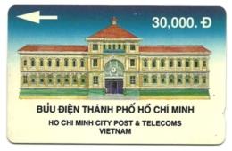 Vietnam - Tessera Telefonica Da 30.000 Dong T113, - Vietnam