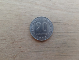 Argentine  20  Centavos  1956  Km 52 - Argentina