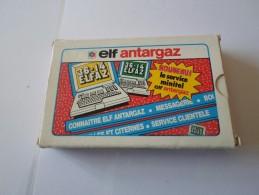 JEU DE 32 CARTES ELF ANTARGAZ    ****    A   SAISIR   ***** - 32 Cartes