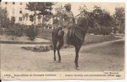 4419. CPA GUERRE 1914 18. WW1. SOUS OFFICIER DE CAVALERIE INDIENNE. - Guerre 1914-18