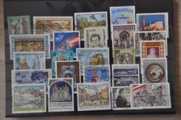 A 008 ++ OOSTENRIJK AUSTRIA AUTRICHE GESTEMPELD USED LOT ++ SEE PICTURE - Verzamelingen (zonder Album)