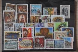 A 011 ++ OOSTENRIJK AUSTRIA AUTRICHE GESTEMPELD USED LOT ++ SEE PICTURE - Postzegels
