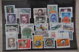 A 015 ++ OOSTENRIJK AUSTRIA AUTRICHE GESTEMPELD USED LOT ++ SEE PICTURE - Postzegels