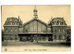 17501   -   Huy   -   Gare Du Nord-Belge - Huy
