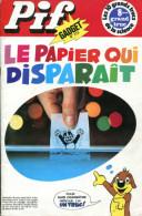 Pif Gadget N°373 -  Amicalement Votre - Les Mystère De L'Ouest - Pif Gadget