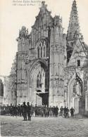 Senlis Ancienne Eglise St Pierre Guerre De 1914 - Senlis