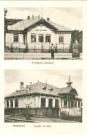 Usi243 Romania Roumanie Moinesti Bacau Village Hall Halle School Ecole Schule - Roemenië