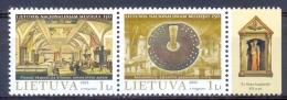 LITOUWEN / MICHEL /  ZIE SCAN (OEU 465) - Lithuania