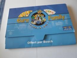 JEU EURO FAMILY OFFERT PAR BOSCH   *****   RARE   SAISIR ***** - Altri