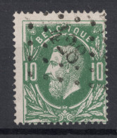 N° 30 LP 428 NAMUR STATION  NIPA +400 - 1869-1883 Léopold II