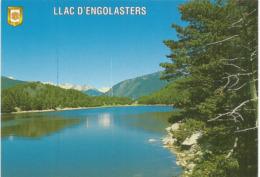 Magnifique Lac D'Engolasters, En Andorre, Carte Postale Neuve, Non Circulée. - Andorra