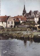 Bc - Cpsm Grand Format NONANCOURT - L'Eglise Vue Des Bords De L'Avre - France