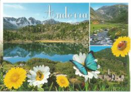 Le Printemps En Andorre, Carte Postale Neuve, Non Circulée. - Andorre