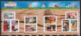 FRANCE 2007 YT N° BF 113 NEUF** COTE 13.00€  N° 4094/4103 - Neufs