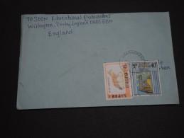ETHIOPIE – Env Bien Composée - Détaillons Collection - A Bien étudier – Lot N° 17685 - Ethiopie