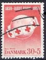 DENMARK  # FROM 1959  STANLEY GIBBONS 418 - Dänemark