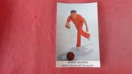 Ronnie Gaudern   300 Bowling Ball = Ref  2285 - Bowling