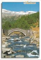 Pont Roman, En Andorre, Carte Postale Neuve, Non Circulée. - Andorre