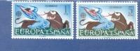CEPT Spanien 1642 - 1643 ** Postfrisch MNH - Europa-CEPT