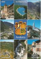 Vues Diverses En Andorre, Carte Postale Neuve, Non Circulée. - Andorra