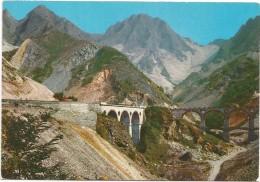 R1471 Carrara - Cave Di Marmo E Ponti Di Vara / Non Viaggiata - Carrara