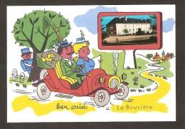 Bien Arrivés  à La BOUXIERE (35 ) - France