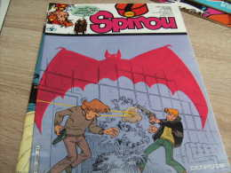 Mes Ref Spirou 1982 : Le Journal De Spirou Année 1982 Numéro 2296 - Spirou Magazine