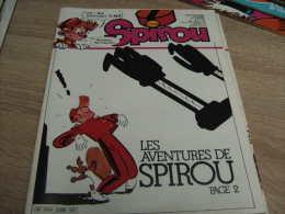 Mes Ref Spirou 1982 : Le Journal De Spirou Année 1982 Numéro 2298 - Spirou Magazine