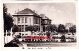 CPA  Corrèze BRIVE La Poste   9567 - Brive La Gaillarde