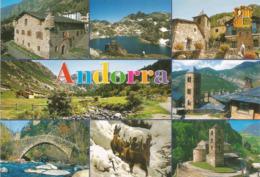 Souvenirs D'Andorre L'été, Carte Postale Neuve, Non Circulée. - Andorra