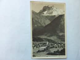 Oberstdorf - Hohenluftkurort Vom Jägersberg Gesehen I. Bayr. Allgau - Oberstdorf