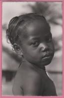 CP - CONGO - 1955 - Ethnique - Enfant Mangbetu. - Belgian Congo - Other
