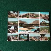 Cartolina Saluti Dalla Lucania Vedutine Viaggiata - Unclassified