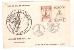 Carta De Ecuador 1974 - Ecuador