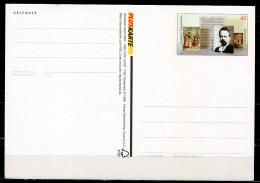 "Germany 2004 Pluskarte Mi.Nr.PSo89 ""Engelbert Humperdinck,Komponist ""1 Karte Mint,**,MNH - Briefe U. Dokumente"