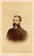 Photo-carte De Visite / CDV / Homme / Man / Photo Dubosq / Abbeville / France - Anciennes (Av. 1900)